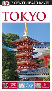 Link to an enlarged image of DK Eyewitness Tokyo (Travel Guide) (2ND)