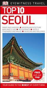 Link to an enlarged image of Top 10 Seoul (Dk Eyewitness Travel Guide) -- Paperback / softback