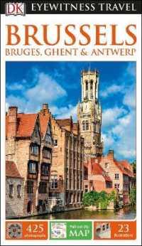 Link to an enlarged image of Dk Eyewitness Brussels, Bruges, Ghent and Antwerp (Travel Guide) -- Paperback / softback (2 ed)