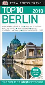 Link to an enlarged image of DK Eyewitness Top 10 Berlin: 2018 (Pocket Travel Guide) (3RD)