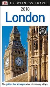 Link to an enlarged image of DK Eyewitness London: 2018 (5TH)