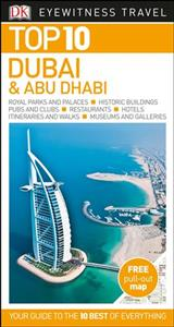 Link to an enlarged image of DK Eyewitness Top 10 Dubai and Abu Dhabi (Pocket Travel Guide)