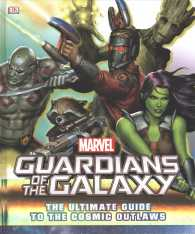 Link to an enlarged image of Marvel Guardians of the Galaxy the Ultimate Guide to the Cosmic Outlaws -- Hardback