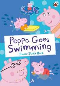 Link to an enlarged image of Peppa Goes Swimming (Peppa Pig) -- Paperback / softback