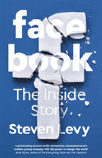 Link to an enlarged image of Facebook -- Paperback (English Language Edition)