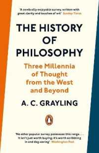 Link to an enlarged image of History of Philosophy -- Paperback / softback