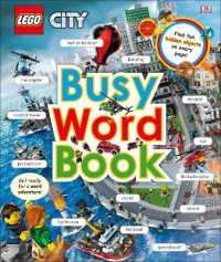 Link to an enlarged image of Lego City Busy Word Book -- Hardback