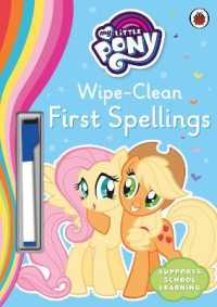 Link to an enlarged image of My Little Pony - Wipe-Clean First Spellings