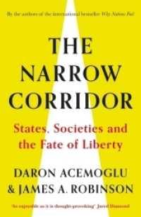 Link to an enlarged image of Narrow Corridor -- Paperback (English Language Edition)