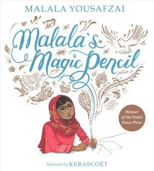 Link to an enlarged image of Malala's Magic Pencil -- Hardback