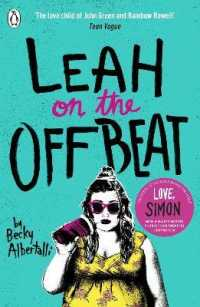 Link to an enlarged image of Leah on the Offbeat -- Paperback / softback