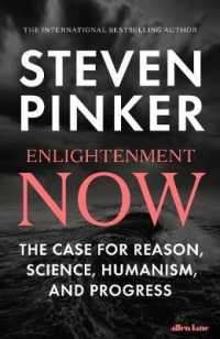 Link to an enlarged image of Enlightenment Now : The Case for Reason, Science, Humanism, and Progress -- Paperback