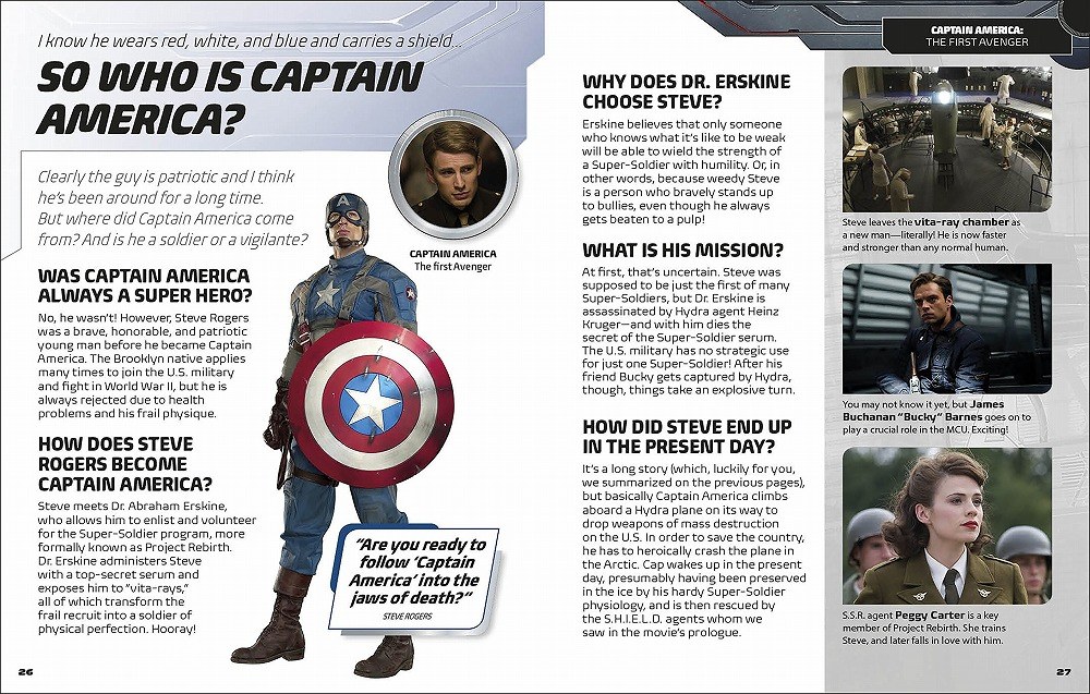 Books Kinokuniya: Marvel Studios All Your Questions Answered