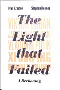 Link to an enlarged image of Light that Failed : A Reckoning -- Hardback