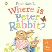 Link to an enlarged image of Where is Peter Rabbit?: Lift the Flap Book