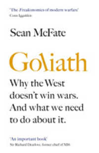 Link to an enlarged image of Goliath : Why the West Isn't Winning. and What We Must Do about It. -- Hardback