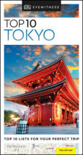 Dk Eyewitness Top 10 Tokyo 9780241364666