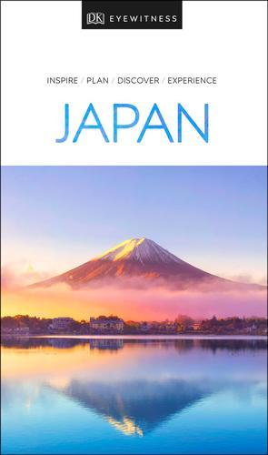 Dk Eyewitness Japan 9780241365335