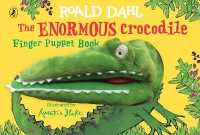 Link to an enlarged image of The Enormous Crocodile's Finger Puppet Book