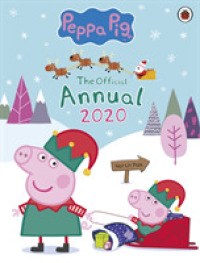 Link to an enlarged image of Peppa Pig: The Official Peppa Annual 2020 (Peppa Pig)