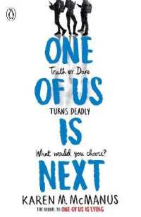 Link to an enlarged image of One of Us Is Next : The Sequel to One of Us Is Lying -- Paperback / softback