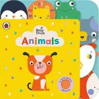 Link to an enlarged image of Baby Touch: Animals Tab Book (Baby Touch)
