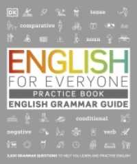 Link to an enlarged image of English for Everyone English Grammar Guide Practice Book: English language grammar exercises (English for Everyone)