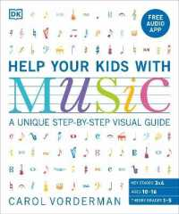 Link to an enlarged image of Help Your Kids with Music : A unique step-by-step visual guide (Help Your Kids with) -- Hardback