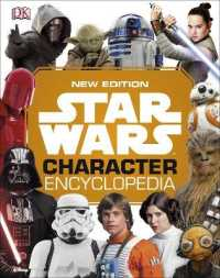Link to an enlarged image of Star Wars Character Encyclopedia New Edition -- Hardback