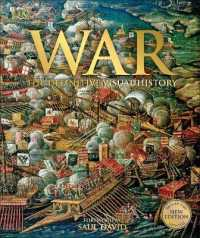 Link to an enlarged image of War : The Definitive Visual History -- Hardback