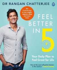 Link to an enlarged image of Feel Better In 5: Your Daily Plan to Feel Great for Life