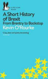 Link to an enlarged image of A Short History of Brexit (Reprint)