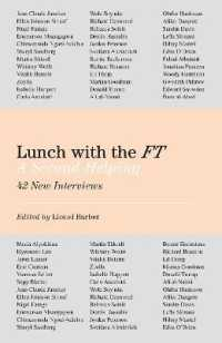 Link to an enlarged image of Lunch with the Ft : A Second Helping