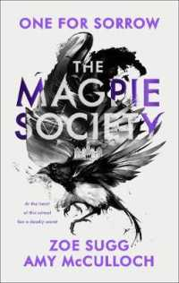 Link to an enlarged image of The Magpie Society: One for Sorrow (The Magpie Society)