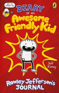Link to an enlarged image of Diary of an Awesome Friendly Kid : Rowley Jefferson's Journal (Diary of a Wimpy Kid)