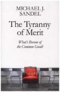 Link to an enlarged image of Tyranny of Merit -- Paperback (English Language Edition)