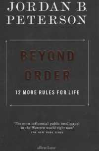 Link to an enlarged image of Beyond Order -- Paperback (English Language Edition)