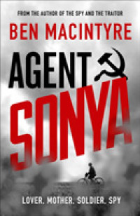 Link to an enlarged image of Agent Sonya -- Paperback (English Language Edition)