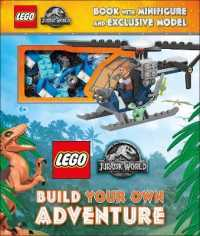 Link to an enlarged image of Lego Jurassic World Build Your Own Adventure : with minifigure and exclusive model -- Hardback