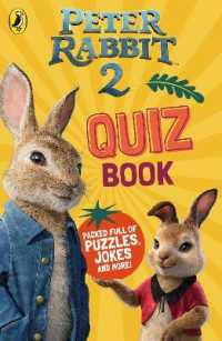 Link to an enlarged image of Peter Rabbit Movie 2 Quiz Book -- Paperback / softback