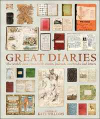 Link to an enlarged image of Great Diaries : The world's most remarkable diaries, journals, notebooks, and letters -- Hardback