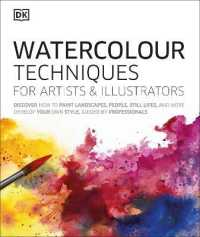 Link to an enlarged image of Watercolour Techniques for Artists and Illustrators: Discover how to paint landscapes, people, still lifes, and more.