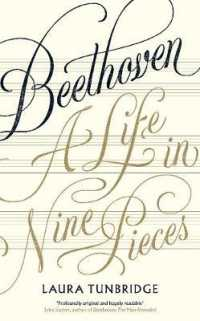 Link to an enlarged image of Beethoven: A Life in Nine Pieces