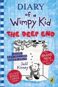 Link to an enlarged image of The Deep End ( Diary of a Wimpy Kid Book 15 )( OME ) (EXPORT)