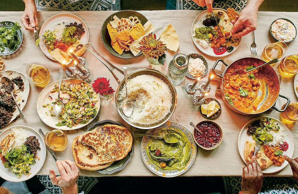 Link to an enlarged 2nd image of Together: Memorable Meals Made Easy