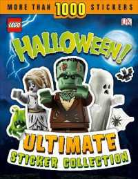 Link to an enlarged image of LEGO Halloween! Ultimate Sticker Collection