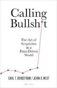 Link to an enlarged image of Calling Bullshit -- Paperback (English Language Edition)