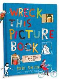 Link to an enlarged image of Wreck This Picture Book -- Hardback