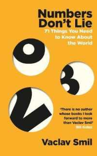 Link to an enlarged image of Numbers Don't Lie -- Paperback (English Language Edition)
