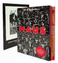 Link to an enlarged image of Maus I & II Paperback Box Set -- Book